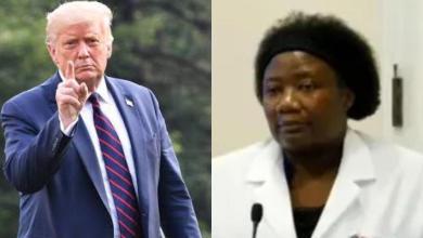 Photo of #Mundo: Médica de vídeo compartilhado por Trump acredita em DNA alienígena, esperma demoníaco e hidroxicloroquina