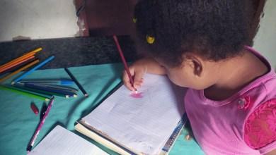 Photo of #Bahia: Crianças da zona rural de Queimadas escrevem cartas de apoio a profissionais que atuam no combate à covid