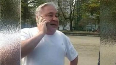 Photo of #Vídeo: Homem sem máscara se apresenta como desembargador, humilha guarda municipal e rasga multa