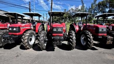 Photo of #Bahia: Mais de 90 municípios recebem tratores do governo estadual para auxiliar agricultores familiares