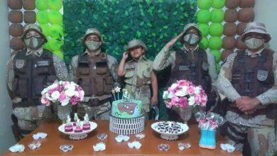 Photo of #Chapada: Garotinha de Itaetê comemora aniversário de seis anos com o tema Cipe-Chapada