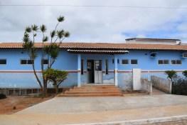 Centro para atendimento a pacientes com síndromes gripais em Nova Redenção | FOTO: Divulgação |