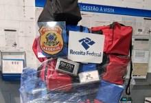 Photo of #Bahia: Cocaína que seria levada para a Europa é apreendida no porto de Salvador; quase uma tonelada foi retida