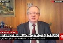 Photo of #Mundo: Rússia já sinaliza interesse em parceria com Brasil para a produção da vacina contra a covid-19