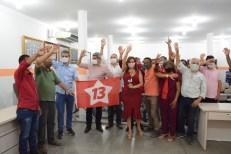 O PT formou aliança com o PSB e vai disputar as vagas da Câmara com nomes das duas siglas | FOTO: Divulgação |