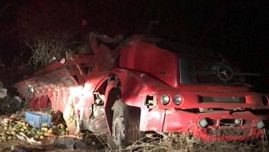 Photo of #Chapada: Acidente envolvendo caminhão deixa um ferido na BA-148 entre Livramento de Nossa Senhora e Rio de Contas