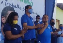 Photo of #Chapada: Dinho inicia campanha de reeleição a prefeito de Boa Vista do Tupim com ato ao lado da juventude