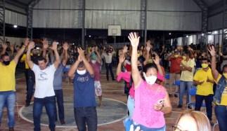 convenção em Utinga com Joyuson e Atila - foto divulgação 5