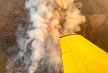 Photo of #Bahia: Incêndio em Barra completa 15 dias e chega aos limites dos municípios de Morpará e Xique-Xique