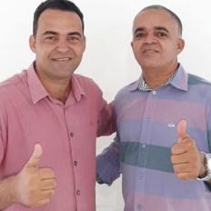 'Nelinho' e Irlan vão para as urnas no dia 15 de novembro | FOTO: Divulgação |