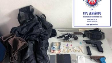 Photo of #Chapada: Militares prendem trio que usava residência como ponto de venda de drogas em Tapiramutá