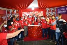 Photo of #Chapada: Guilma e Rodrigo inauguram comitê de campanha com 'live' e recebem lideranças políticas para traçar estratégias