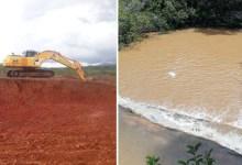 Photo of #Chapada: Moradores de Piatã denunciam contaminação no Rio das Contas após Inema liberar desmatamento na região