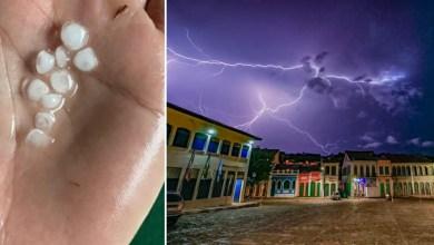 Photo of #Chapada: Lençóis e Mundo Novo têm relatos de chuva de granizo e prejuízos computados nos últimos dias