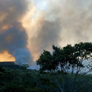 incêndio em mucuge e andaraí - foto Divulgação 5