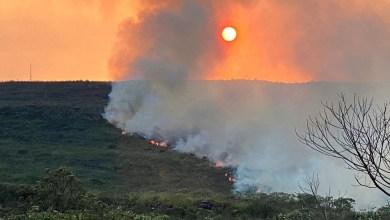 Photo of #Chapada: Incêndio que atinge as regiões de Mucugê e Andaraí continua sendo combatido por brigadas e bombeiros