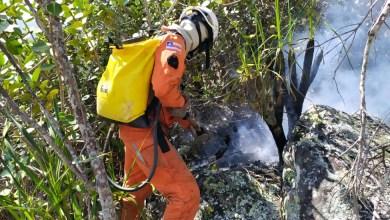 Photo of #Chapada: Corpo de Bombeiros e brigadistas debelam chamas na região de Rio de Contas e monitoramento continua