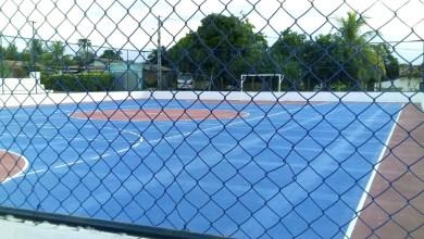 Photo of #Chapada: Prefeitura de Nova Redenção entrega nova quadra esportiva em assentamento de reforma agrária