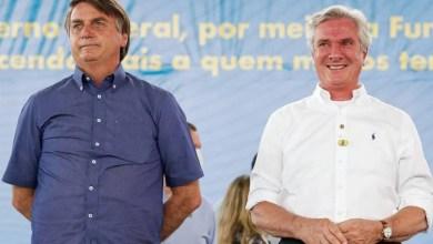 "Photo of #Brasil: Presidente Bolsonaro exalta o senador Fernando Collor em Alagoas; ""Luta pelo Brasil"""