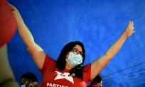 Guilma Soares intensifica as ações nos últimos dias de campanha eleitoral   FOTO: Divulgação  