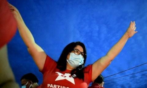 Guilma Soares intensifica as ações nos últimos dias de campanha eleitoral | FOTO: Divulgação |