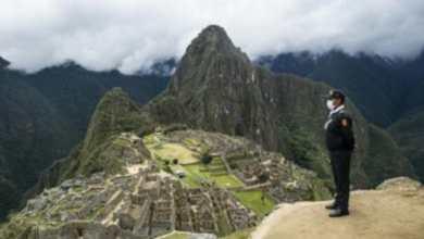 Photo of #Mundo: Machu Picchu, maravilha que colocou o Peru no mapa turístico, reabre em plena pandemia do novo coronavírus