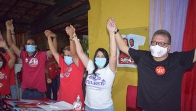 Photo of #Chapada: Guilma recebe deputado federal durante reunião política com mulheres da sede e da zona rural de Nova Redenção