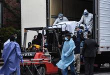 Photo of #Mundo: Cerca de 650 corpos de vítimas do coronavírus são guardados em caminhões frigoríficos desde abril nos EUA