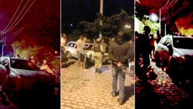 Photo of #Chapada: Vídeos mostram momento de disparo de arma de fogo durante discussão entre grupos políticos em Palmeiras
