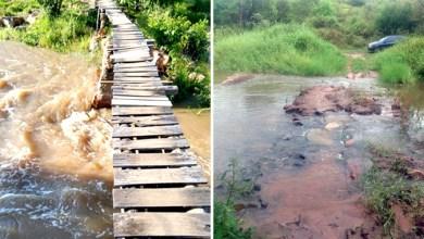 Photo of #Chapada: Moradores de Seabra pedem providências para a construção de uma ponte de acesso a povoado; veja vídeo