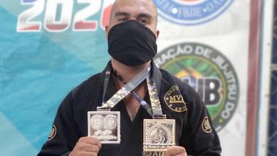 Photo of #Bahia: Soldado da Polícia Militar do estado é campeão baiano de jiu-jitsu pela terceira vez