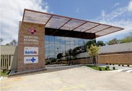 Hospital Regional da Chapada em Seabra