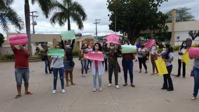 Photo of #Chapada: Funcionários do Hospital Regional em Seabra exigem novamente seus direitos e vão às ruas em nova manifestação