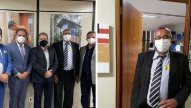 Photo of #Chapada: Prefeito eleito de Marcionílio Souza se reúne com deputado em Brasília para tratar de demandas para o povo