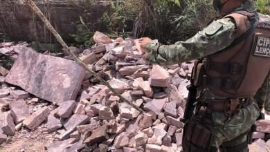 Photo of #Chapada: Policiais da Cippa de Lençóis identificam irregularidades na extração de minério no município de Andaraí