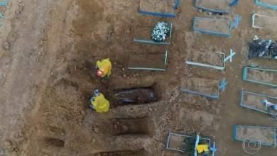 Photo of #Brasil: Segunda onda da pandemia traz de volta filas para enterro de vítimas da covid-19 em Manaus