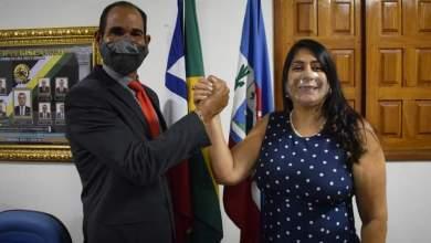 Photo of #Chapada: Guilma Soares assume seu segundo mandato consecutivo para continuar trabalho de desenvolvimento de Nova Redenção