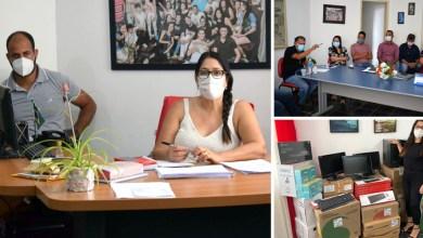 Photo of #Chapada: Prefeita de Nova Redenção segue com agenda intensa de trabalhos no seu primeiro mês de novo mandato