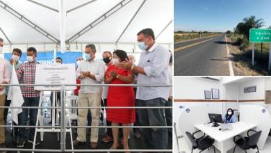 Photo of #Chapada: Rui entrega obras de pavimentação, abastecimento e novo posto SAC em Capim Grosso; mais R$45 milhões de investimentos foram anunciados