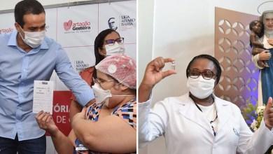 Photo of #Salvador: Prefeitura ultrapassa a marca de 5 mil vacinados contra a covid-19 em dois dias de campanha