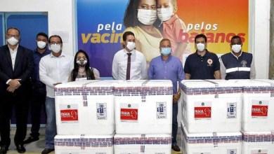 Photo of #Bahia: Estado recebe mais 56 mil doses da vacina chinesa CoronaVac nesta segunda