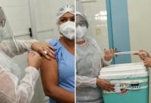 Photo of #Chapada: Tanhaçu registra o quarto óbito por complicações da covid-19; município recebe 125 doses de vacina