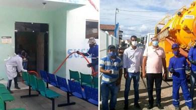 Photo of #Chapada: Prefeitura de Marcionílio Souza intensifica técnicas de sanitização como medida de prevenção à covid