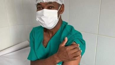 Photo of #Chapada: Primeiro imunizado com a CoronaVac em Mucugê também foi um técnico de enfermagem; 60 doses foram disponibilizadas