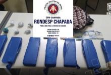 Photo of #Itaberaba: Rondesp-Chapada prende dois homens e apreende sete tabletes de maconha no município