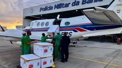 Photo of #Bahia: Processo de vacinação é reforçado no estado com a chegada de nova remessa de vacinas contra a covid-19