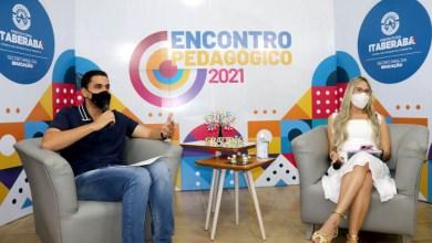 Photo of #Chapada: Encontro Pedagógico de Itaberaba reúne educadores e debate os desafios do ensino público durante pandemia