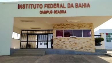 Photo of #Chapada: Ifba de Seabra abre 144 vagas para cursos técnicos de Informática e Meio Ambiente; inscrições até 16 de abril