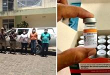 Photo of #Chapada: Marcionílio Souza recebe remessa de 160 imunizantes contra a covid-19 e registra apenas um caso em 24h