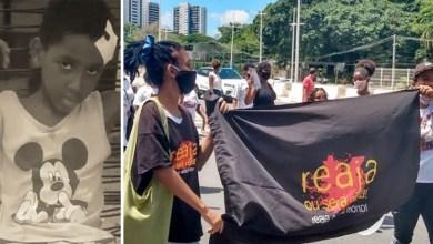 Photo of #Bahia: Protesto em frente à Governadoria repudia mortes das crianças vítimas de ação policial em bairro de Salvador